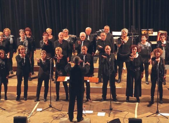 Concert pour la ligue contre le Cancer