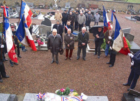 Commémorations de la fin de la Guerre d'Algérie