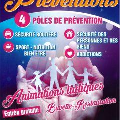 La Journée des Préventions, samedi 23 Septembre au Centre Culturel