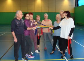 Gym douce pour les plus de 60 ans